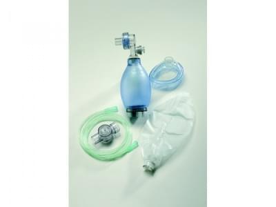 Resuscitační vak pro děti s příslušenstvím