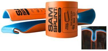 Sam Splint XL fixační dlaha skládaná
