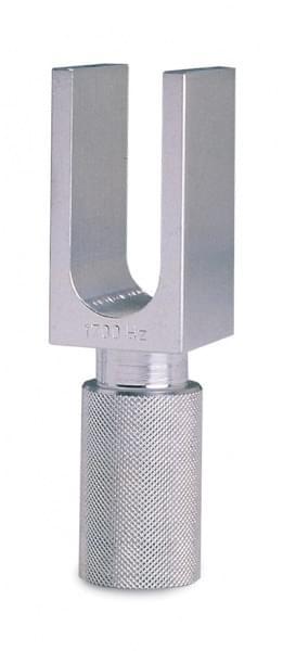 Ladička z lehkého kovu, 1 700 Hz