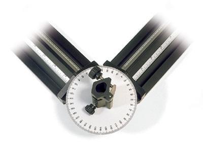 Otočný kloub pro optickou lavici D