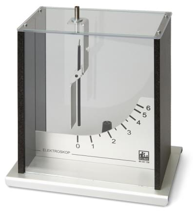 Elektroskop podle Kolbeho