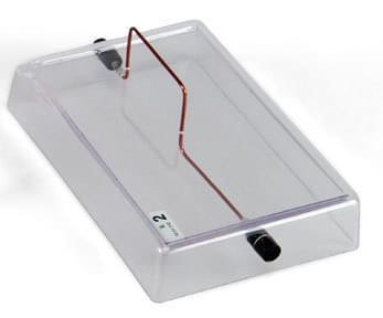 Přímý vodič na akrylátové základně