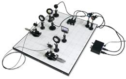 Set optického telekomunikačního vybavení