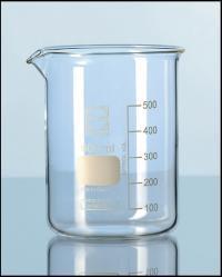 Kádinka nízká s výlevkou ,DURAN, 600 ml