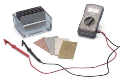 Sada vybavení pro elektrochemii