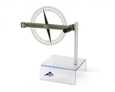 Přístroj k měření nachýlení