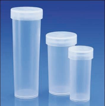 Vialka vzorkovací, PP, objem 5 ml
