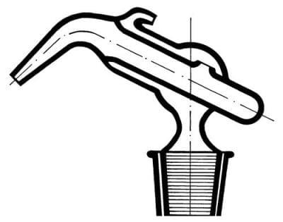 Pipeta sklopná - špaček pouze nástavec