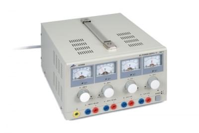 DC Napájecí zdroj 0 – 500 V (230 V, 50/60 Hz)