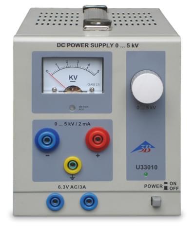 Vysokonapěťový napájecí zdroj 5 kV (230 V, 50 / 60 Hz)