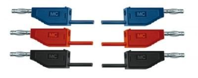 Sada 15 pokusných kabelů, 75 cm 1 mm2