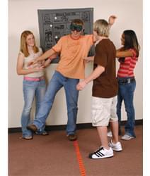 Herní sada s brýlemi simulujícími účinky drog a alkoholu D. W. Eyes