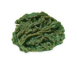 Vařený špenát