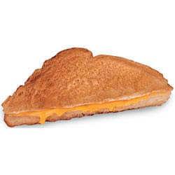 Toast s grilovaným sýrem