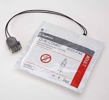 Pár QUICK-COMBO elektrod se systémem REDI-PAK