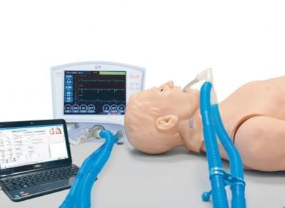 HAL S1030 - Simulátor funkčních dýchacích cest a kompliance plic
