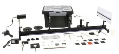 4080 - Optická lavice k pokusům s vlnovou a geometrickou optikou