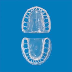 Náhradní dáseň pro sérii PRO2001-UL - transparentní