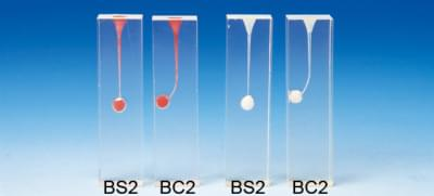 Model kořenového kanálku série S8 - barevný, rovný