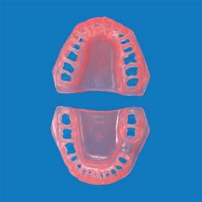 Náhradní dáseň pro PER1001-UL - transparentní růžová