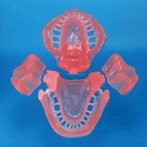 Náhradní dáseň pro SUG2005-UL - transparentní růžová