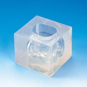 4× zvětšená forma na sádrový model zubu H4-304 (sada 28 forem)