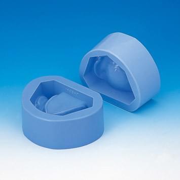 Forma na sádrové modely (bezzubá čelist) - dolní čelist