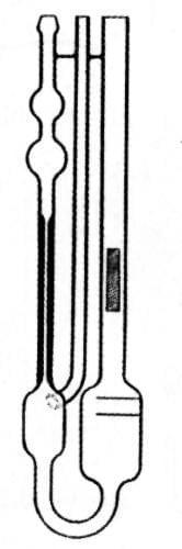 Viskozimetr Ubbelohdeho, typ III - III