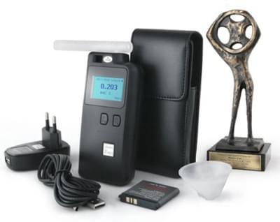 ALKOHIT X100 - Alkoholový tester digitální