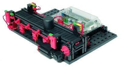 50464 - Conveyor belt 24 V