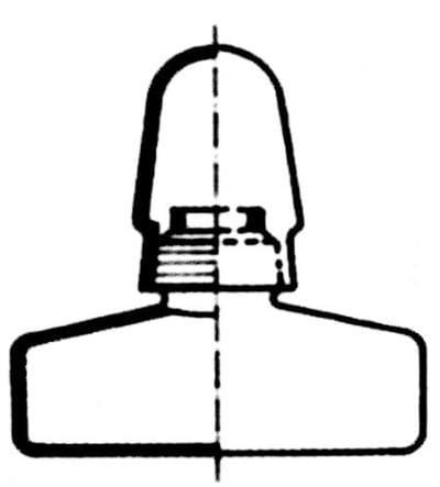 Kahan lihový s kloboučkem, 50 ml