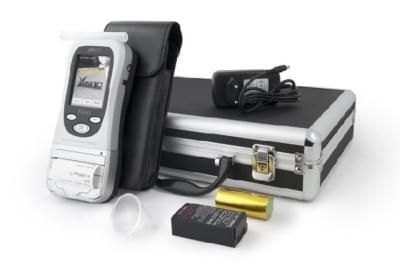 ALKOHIT X600 s vestavěnou tiskárnou - Alkoholový tester digitální
