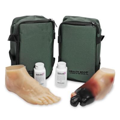 SB43093 - Sada modelů chodidla diabetika