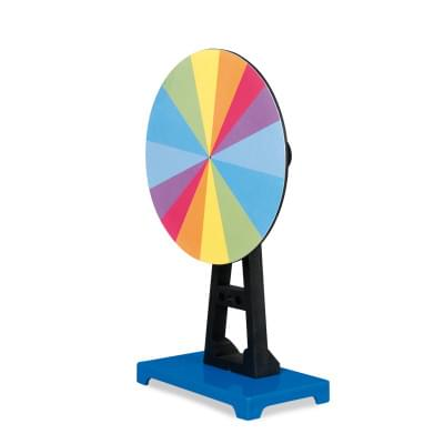 Newtonovo barevné kolo s hřídelí