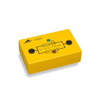 3B krabička s ukazatelem směru proudu