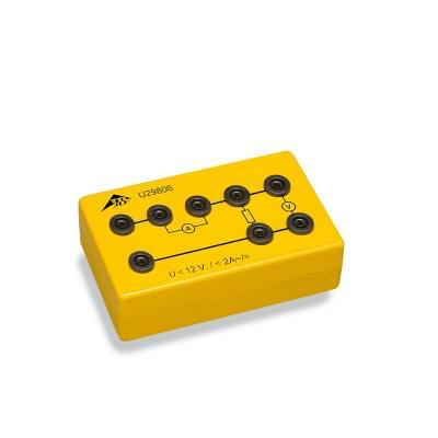 3B krabička se zařízením pro Ohmův zákon