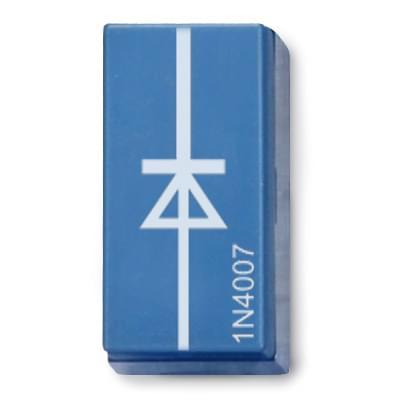 Polovodičová dioda, Si