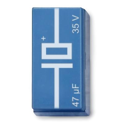 Elektrolytický kondenzátor 10 µF