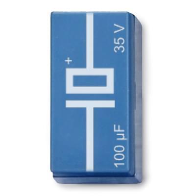 Elektrolytický kondenzátor 100 µF