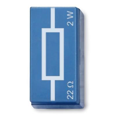 Lineární rezistor 22 Ω, 2W