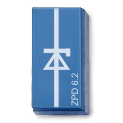 Zenerova dioda ZPD 6,2