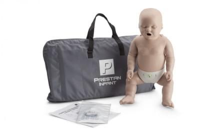 Prestan KPR-AED simulátor kojence s KPR monitorem