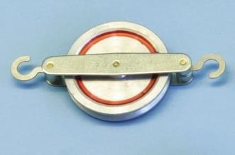 1058 - Jednoduchá kladka průměr 50 mm