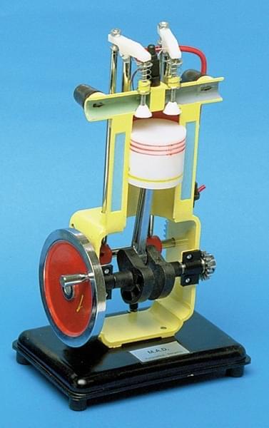 2102 – Naftový motor