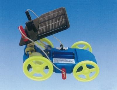 5319 – Model solárního vozidla