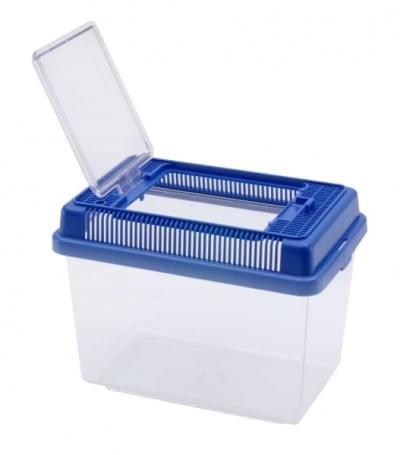H20 – Průhledná plastová nádoba