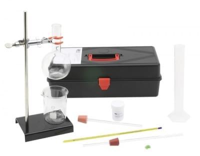 2137 - Zařízení pro pokusy na roztažnosti kapalin a plynů