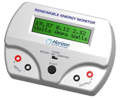Přístroj pro kontrolu hodnot energie z obnovitelných zdrojů