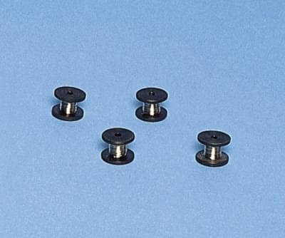 8503 - Sada čtyř kovových drátků, 10 m, průměr 0,3 mm