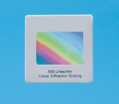 Optická mřížka - 500 vrypů/mm